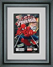 Single Comic Book Frame with our Premium Moulding and easy Removable Back