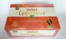 BOH Plantation Cameronian Gold Blend Tea 60 teabags Foil Sealed Malaysia Cameron
