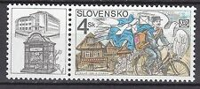SLOVAKIA 1998**MNH SC# 318 Stamp Day 1998 with label