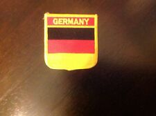BRAND NEW GERMANY FLAG PATCH~EMBROIDERED~CHEAP !!!