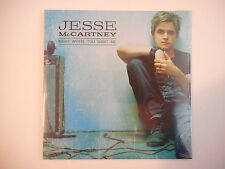 JESSE McCARTNEY : RIGHT WHERE YOU WANT ME [ PROMO CD SINGLE NEUF PORT GRATUIT ]