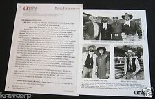 TRACY BYRD/PAM TILLIS 'WESTFEST' 1994 PRESS KIT—PHOTO