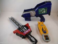 Bandai Japan Sentai Go-Onger DX Highway Buster Set Power Rangers RPM Morpher