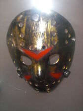Freitag der 13. 2009 – Original Jason Voorhees Hockey-Maske Replica Lake Mud