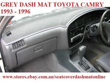 DASH MAT, DASHMAT, DASHBOARD COVER FIT  TOYOTA CAMRY 1993-1996 ,  GREY