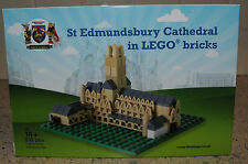 Rare Limited Edition LEGO St. Edmundsbury Cathedral Kit - 1 of only 500