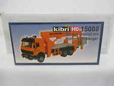 Kibri H0 15008 MB Kommunal mit Ruthmann-Steiger  WT6474