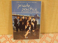 Private Practice: The Complete Sixth Season (DVD, 2013, 3-Disc Set)