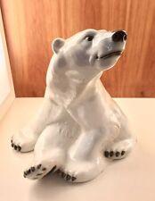 Royal Copenhagen 1020442 Orso Polare Grande - Polar Bear - NEW