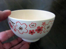 NEW Lovely SAKURA Rice / Soup Bowl (s) OK microwave & dishwasher Made in JAPAN