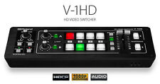 Edirol v1hd HDMI FULL HD mixer video NUOVO OVP immediatamente disponibile Top