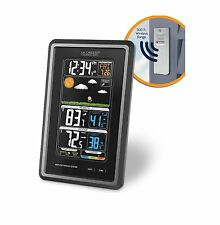 La Crosse Wireless Color Weather Station , New, Free Shipping