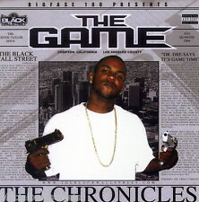 Black Wall Street The Game The Chronicles Official (Mix CD) Mixtape Rap Hip Hip