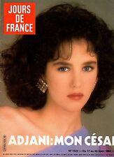 JOURS DE FRANCE N°1524 isabelle adjani michele torr gerard philipe