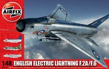 Airfix 1:48 English Electric Lightning F.2A/F.6 Plastic Model Kit 09178 ARX09178