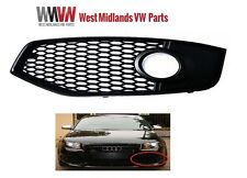 FRONT LEFT SIDE BUMPER GRILLE FOG LIGHT AUDI S3 2006-2008 8P0807682D BRAND NEW