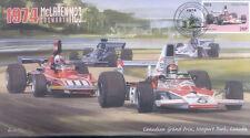 1974 MCLAREN-COSWORTH FERRARI 312B3 MOSPORT PARK F1 cover
