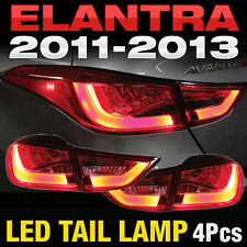 Surface emission Rear Trunk Tail Light Lamp for HYUNDAI 2011 - 2016 Elantra MD