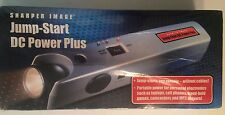 Sealed in Box Sharper Image Jump Start DC Power Plus AU400 w/ Carrying Case