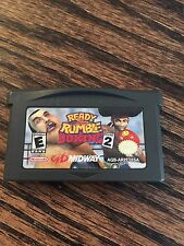 Ready To Rumble Boxing Nintendo Gameboy Advance GBA Cart