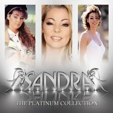 "SANDRA ""PLATINUM COLLECTION"" 3 CD NEW+"