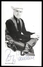 Ralf Paulsen Autogrammkarte Original Signiert 12,5x19,5 ## BC G 11662