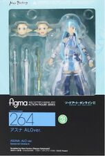 New Max Factory figma Sword Art Asuna ALO ver. ABS & PVC Painted