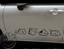 Natsume Yuujinchou Cat Car Door Sticker Vinyl Decal Anime Cartoon 40cm
