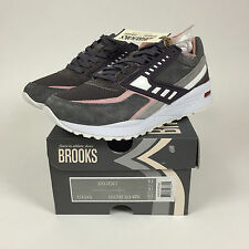 "BAIT x Brooks Regent ""Rabbit Foot"" Gray/Pink Mens Sz US9.5 NEW DEADSTOCK"