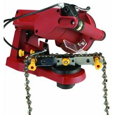 New Electric Chain Saw Sharpener Sharpen Any Chain Hassle Free In Minutes!
