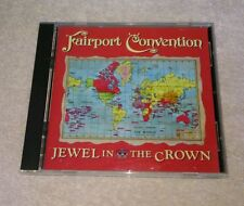 Jewel in the Crown by Fairport Convention CD 1995 Green Linnet Red Tide