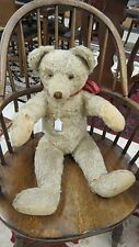 """VINTAGE STEIFF TEDDY BEAR (UNSIGNED). HEIGHT 28"""" (IMPERFECTIONS) Lot 152"""