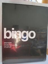 Crate & Barrel BINGO Game - 8 Cards - BRAND NEW