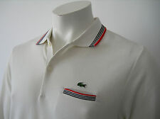 LACOSTE LONG SLEEVE SLIM FIT POLO - EXTRA LARGE - BNWT - RRP £89