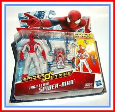 Amazing Spiderman 2 Movie _ Iron Claw Spider-Man Action Figure _ MO c7 C