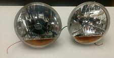 tri bar custom h4 headlights vw volkswagen bug super beetle bus thing ghia van