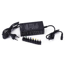 120W EU Plug In Car DC Charger Notebook AC Adapter for Samsung/Sony/HP Laptop PC