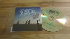 CD Indie The Matches - Wake The Sun (1 Song) Promo EPITAPH REC