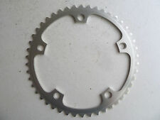 """vintage Stronglight 106 road chainring, 46 t, 144, 3/32"""", VGC, eroica"""