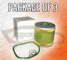 OIL FILTER L14758 FOR BMW 1991 1992 1993 1994 1995 318i 318is 318ti - CASE OF 3