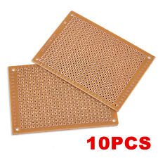 10PCS  5x7cm DIY Prototype Paper PCB Universal Experiment Matrix Circuit Board