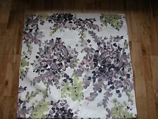 NEXT MAUVE PRINTED WATERCOLOUR FLORAL BATH TOWEL 100% COTTON 70X130CM  BNWT