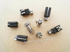 10pcs 4mm*8mm Hollow Cup Motor Vibration Motor Micro DC Brushless Motor