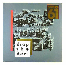 "12"" Maxi - Code 61 - Drop The Deal - C1593 - washed & cleaned"