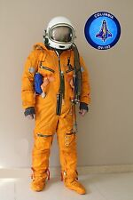 SPACESUIT FLIGHT HELMET  AIRTIGHT ASTRONAUT PILOT HELMET  FLYING SUIT-  P-6#