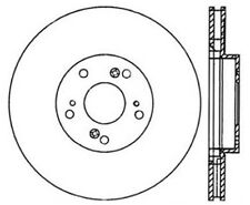 Disc Brake Rotor-High Performance Slotted Centric 126.40057SL