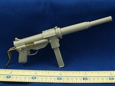 1:6 SCALE M3A1 SILENCED GREASE GUN W/ BRASS STOCK (VIETNAM)  RESIN KIT