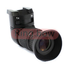 1-2.0x Right Angle Finder For Canon Sony Pentax Fujifilm 1x-2x right angle view