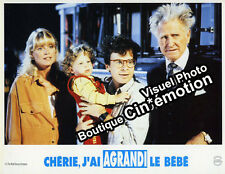 8 Photos Cinéma 22x28cm (1992) CHÉRIE, J'AI AGRANDI LE BÉBÉ Rick Moranis NEUVE