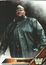 Viscera WWE Then Now Forever 2016 Trading Card #199 WWF Mabel